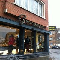 Photo taken at Bakkerij Govaert by Storm V. on 12/22/2012