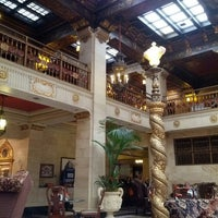 Photo taken at The Davenport Hotel by Rebecca S. on 6/7/2013
