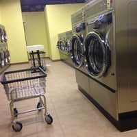 Photo taken at Highland Ave Launromat by Shelby A. on 10/6/2013
