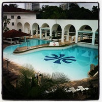 Photo taken at Tropical Hotel by Eduardo D. on 1/5/2013