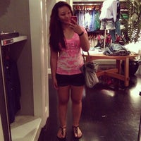 Photo taken at Abercrombie & Fitch by Evony on 8/7/2013