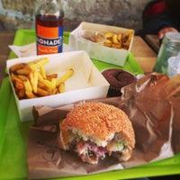 Photo prise au Bioburger par Grégoire B. le3/12/2014