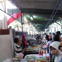 Photo taken at Pasar Sore Ramadhan KAUMAN by Adhani Prima S. on 7/2/2014