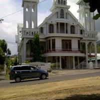 Photo taken at GMIM Nafiri Bitung by Bobby R. on 9/23/2012