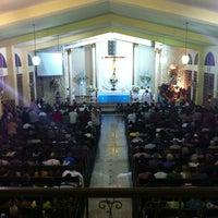 Photo taken at Igreja Nossa Senhora do Perpetuo Socorro by Daniel César F. on 6/27/2013