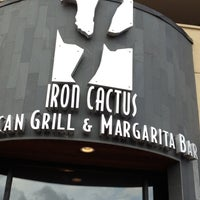 Photo taken at Iron Cactus Mexican Restaurant, Grill and Margarita Bar by Melanie W. on 5/25/2013