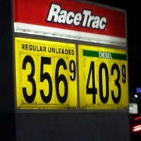 Photo taken at RaceTrac by Pat F. on 5/12/2014