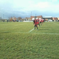 Photo taken at Allendale Middle School by Janitza S. on 10/20/2012