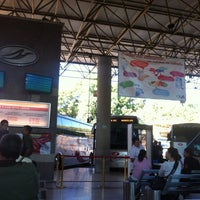 Photo taken at Terminal Pullman De Morelos Casino De La Selva by Mario C. on 1/30/2013