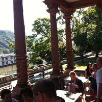 Photo taken at Villa Belgrano by Florian B. on 7/18/2014
