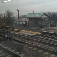 Photo taken at SEPTA Eddystone Station by Donald S. K. on 1/15/2013