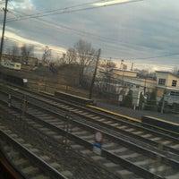 Photo taken at SEPTA Eddystone Station by Donald S. K. on 12/11/2012