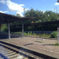 Photo taken at Bahnhof Gensingen-Horrweiler by Stefan G. on 8/14/2013