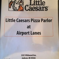 Photo taken at Little Caesars Pizza by Brian H. on 2/25/2013