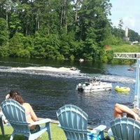 Photo taken at The Boathouse by Jerald S. on 7/14/2013