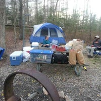 Photo taken at Pocahontas State Park by Jerald S. on 4/12/2013
