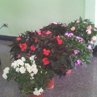 Photo taken at UNED - C.U. Heredia by Maria F. on 6/20/2014