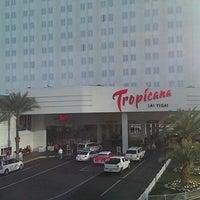 Das Foto wurde bei Tropicana Las Vegas von David P. am 2/6/2013 aufgenommen