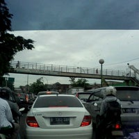 Photo taken at Underpass Pasar Gembrong by Juliana C. on 2/18/2013