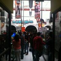 Photo taken at Plaza De La Tecnología by Hugo S. on 11/17/2012