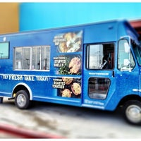 Photo taken at Kraft Fresh Possibilities Tour Truck by Adonis S. on 2/27/2013
