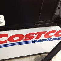 Photo taken at Costco Gasoline by Blair on 3/24/2013
