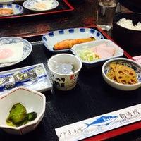Photo taken at 朝海館 by kiyo s. on 3/28/2014