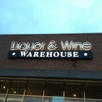 Photo taken at Liquor & Wine Warehouse by Amy on 1/12/2013