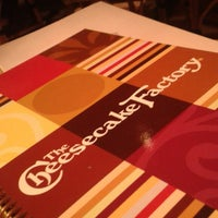 Photo taken at The Cheesecake Factory by Manuel G. on 7/3/2013