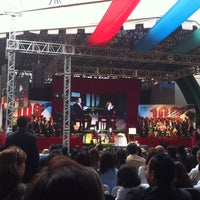 Photo taken at Foro Felipe Villanueva by Tamara M. on 4/16/2013