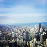 Photo taken at Willis Tower by Pradeep G. on 3/17/2013