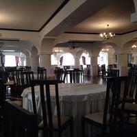 Photo taken at Restaurant Vatra Neamului by Atanasiu P. on 10/11/2013