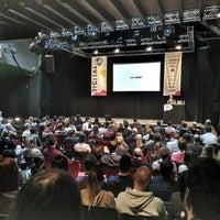 Photo taken at Kulturzentrum Tollhaus by Ulrike K. on 4/17/2018