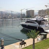 Photo taken at La Marina JK by Mazen C. on 4/24/2014