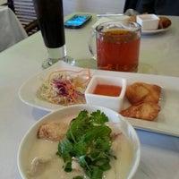 Photo taken at Modern Thai by Richmark on 11/17/2013