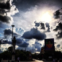 Photo taken at Phan Fa Lilat Bridge by rhapithy 🐱👑 j. on 5/15/2013