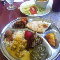 Photo taken at India Palace by Diane W. on 7/9/2013