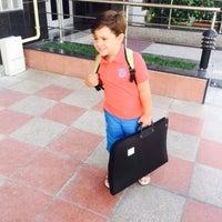 Photo taken at özel koru anaokulu by Zulfiye E. on 9/7/2015