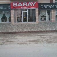Photo taken at Saray Perde by Nehir Y. on 1/28/2013