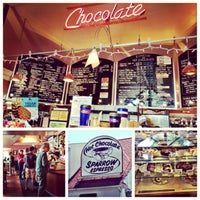Photo taken at Hot Chocolate Sparrow by Jesika M. on 6/22/2013