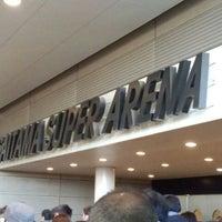Photo taken at Saitama Super Arena by Atsushi S. on 2/16/2013
