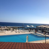 5/25/2013 tarihinde Zerrin A.ziyaretçi tarafından Ada Beach Hotel'de çekilen fotoğraf