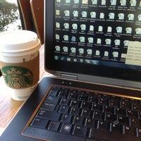 Photo taken at Starbucks by Jennifer on 2/27/2013