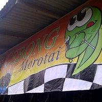 Photo taken at Cebong Speed Morotai by Angga &. on 7/19/2013