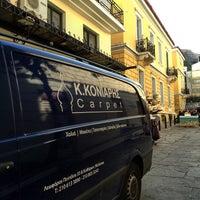 Photo taken at Ζυγός by Katerina K. on 10/14/2015