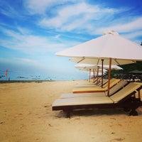 Photo taken at Pandawa Beach by Денис on 4/2/2013