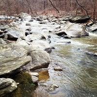 Foto tirada no(a) Rock Creek Park por mishmashmargie em 3/16/2013