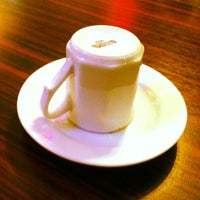 Photo taken at Symbol Cafe & Restaurant by Serhat İ. on 10/26/2012