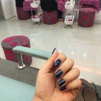 Photo taken at Pretty Tipsy Nail & Waxing Salon by Czarina S. on 7/3/2016