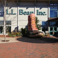 Photo taken at L.L.Bean by Andrew B. on 10/13/2012